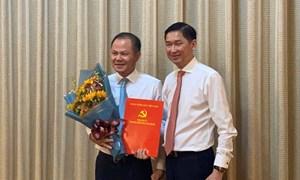 Trao quyết định bổ nhiệm Bí thư Đảng uỷ Cục Hải quan TP. Hồ Chí Minh
