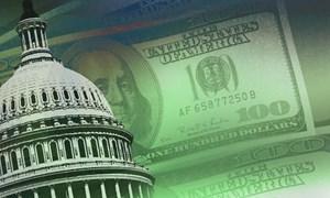 Bội chi ngân sách của Mỹ gia tăng