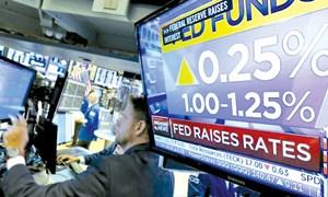 Hệ quả sau khi FED tăng lãi suất