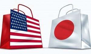 Nhật Bản và các vấn đề thương mại với Mỹ