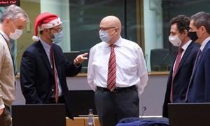 Các đại sứ EU thông qua thỏa thuận thương mại EU-Anh: Cái kết đẹp cho hậu Brexit?