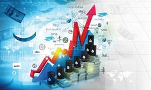 Giá dầu bật tăng mạnh và nỗi e ngại lạm phát