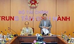 Thúc đẩy thực hiện và giải ngân kế hoạch vốn đầu tư công năm 2021