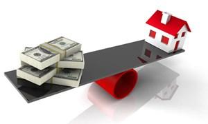 Siết tín dụng bất động sản: