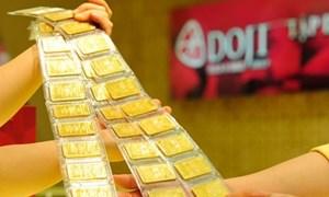 Người dân quay lưng với vàng miếng