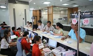 Các ngân hàng tiếp tục thúc đẩy tăng trưởng tín dụng