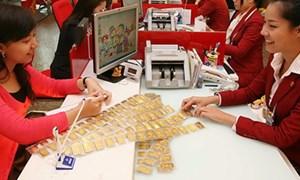 Tìm ngân hàng giữ hộ vàng ngày càng khó