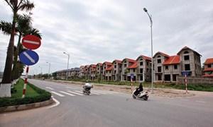 Giá bất động sản đang quay về đáy!