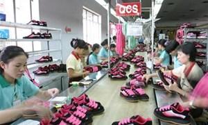 Xuất khẩu giày dép hướng mốc 8 tỷ USD