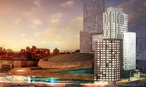 """Công ty Trung Quốc xây dự án địa ốc """"khủng"""" ở New York"""