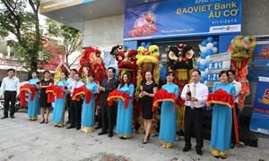 Khai trương BAOVIET Bank Âu Cơ