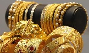 Vàng trang sức đang thế chỗ vàng miếng