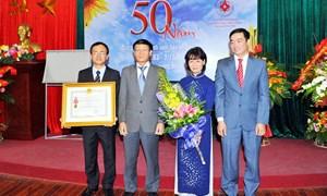 Một số hình ảnh tại Lễ kỷ niệm 50 năm Tạp chí Tài chính xuất bản số đầu tiên và đón nhận Huân chương Độc lập hạng Ba