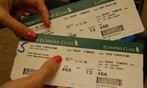 Lừa vé máy bay giá rẻ nở rộ dịp cận Tết