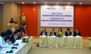Thị trường ASEAN - Cơ hội của doanh nghiệp Việt Nam