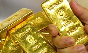 Kiên quyết độc quyền vàng