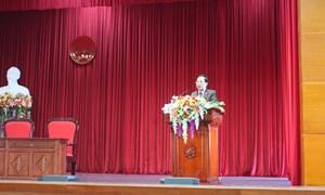 Cục Thuế Hà Tĩnh ra quân đầu Xuân Giáp Ngọ