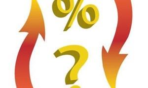 Nếu thuận lợi, lãi suất cho vay có thể giảm