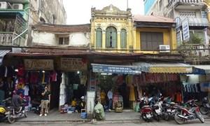 Phố cổ Hà Nội: Vẫn khó tái định cư