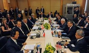 Đàm phán TPP: Thu hẹp những khác biệt