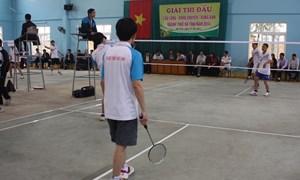 Khai mạc Giải thể thao truyền thống ngành Thuế Hà Tĩnh