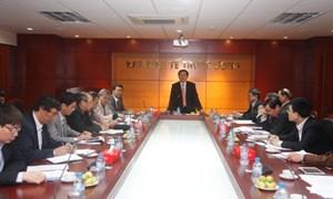 Tham vấn ý kiến chuyên gia dự thảo Nghị quyết mới của Bộ Chính trị về công nghệ thông tin