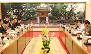 Việt Nam sẽ là thành viên tích cực trong việc thành lập AIIB
