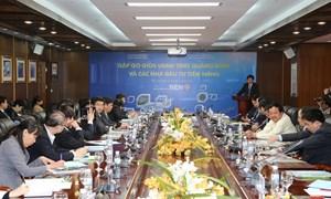 BIDV và UBND tỉnh Quảng Bình phối hợp tổ chức buổi gặp gỡ  xúc tiến đầu tư tại Quảng Bình
