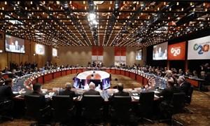 OECD: Kinh tế của G20 giảm tốc