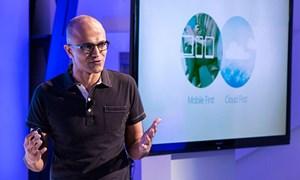 Microsoft mở rộng dịch vụ đám mây cho di động