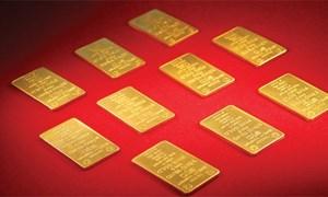 Ngân hàng hết mặn mà với vàng miếng