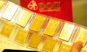 Giá vàng bật tăng sau chuỗi ngày giảm