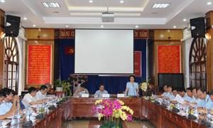 Thứ trưởng Bộ Tài chính tháo gỡ vướng mắc cho Hải quan TP. Hồ Chí Minh