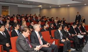 Giới doanh nghiệp Anh quan tâm thị trường Việt Nam
