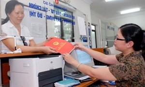 Bộ Tài chính trả lời về mức phí, lệ phí cấp sổ đỏ