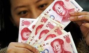 Mỹ ra báo cáo hối thúc Trung Quốc thả nổi nhân dân tệ