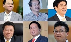 Những đại gia mất tiền tỷ trong ngày đầu xử bầu Kiên