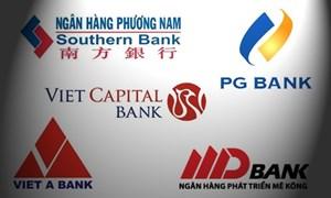Cao điểm sáp nhập ngân hàng: Đã có những cái tên