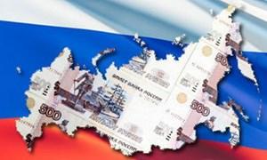 Kinh tế Nga có thể rơi vào suy thoái trong quý II vì Ukraine