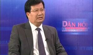 Bộ trưởng Trịnh Đình Dũng: Chúng ta đã quá tôn trọng thị trường