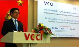 Công bố báo cáo chỉ số kinh doanh Việt Nam 2013