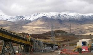 Trung Quốc trở thành nhà sản xuất đồng lớn nhất ở Peru