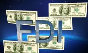 4 tỷ USD vốn FDI đã được giải ngân