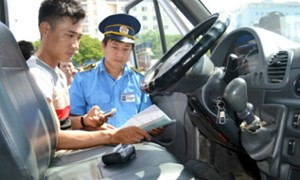 7 trường hợp sẽ bị thu hồi giấy chứng nhận đăng ký, biển số xe