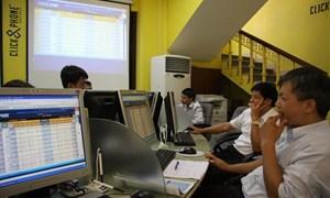Tháng 4/2014, giao dịch cổ phiếu niêm yết tại HNX đạt 732,46 tỷ đồng/phiên