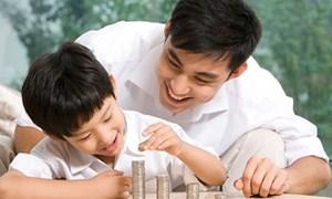 3 bài học về tiền nhất định phải dạy con