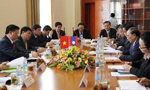 Tăng cường hợp tác Việt – Lào