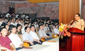 Đảng bộ Bộ Tài chính: Tổ chức học tập tư tưởng và đạo đức Chủ tịch Hồ Chí Minh