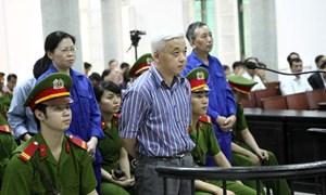 23 luật sư bào chữa trong phiên tòa xét xử Nguyễn Đức Kiên
