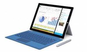 Microsoft ra mắt Surface Pro 3